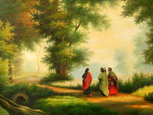 Minunata arătare a Mântuitorului Hristos