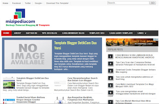 Template Blogger ringan, SEO Fast Responsive Mobile Friendly.