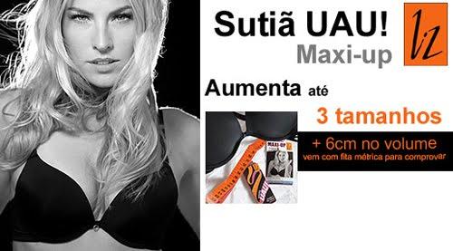 bd2b9abb3 Se você acha que o sutiã ideal para você é o Maxi-Up