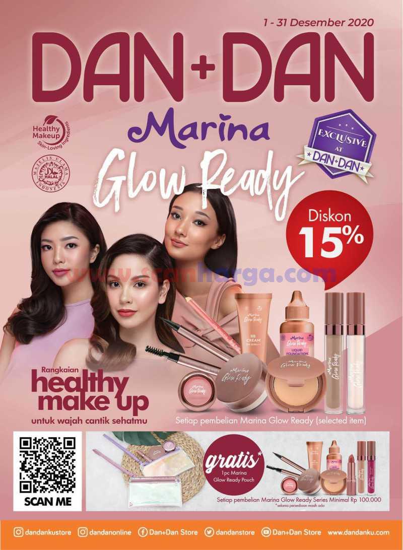 Katalog Promo Harga DAN+DAN Terbaru Periode 1 - 31 Desember 2020