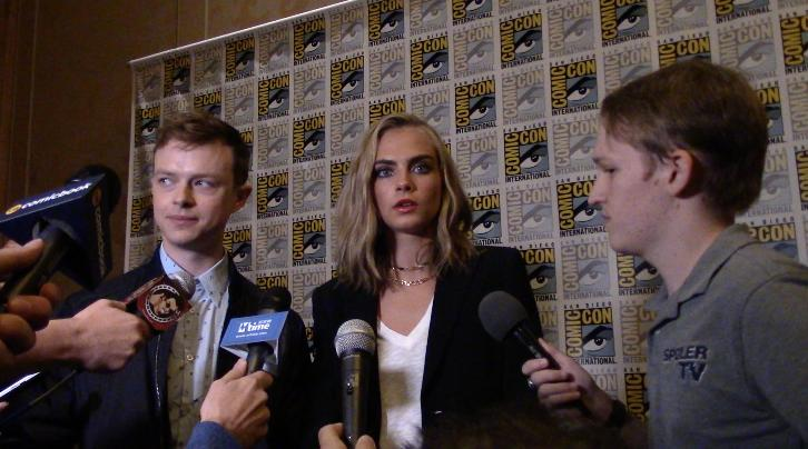 MOVIES: Valerian and the City of a Thousand Planets - SpoilerTV Interview
