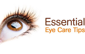 Eye Care Tips for Beautiful Sharp Eyes