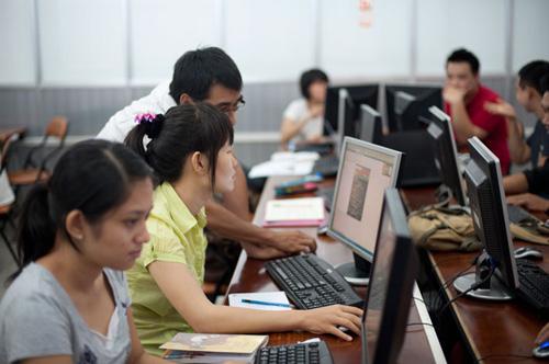 khóa học thiết kế đồ họa tại quận Hà Đông