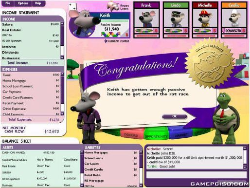 cashflow 101 and 202 download game pc iso new free