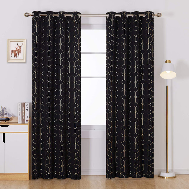 Deconovo Blackout Curtains
