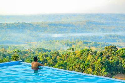 Harga Tiket Dan Lokasi Batoer Hill Resort & Resto Gunung Kidul