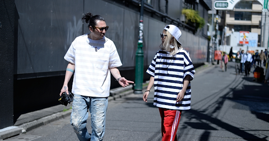 MITYP: on the street .. Stripe Lovers