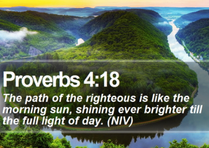 proverbs 4:18 meaning
