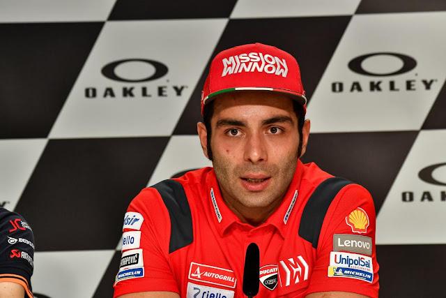 Ducati Masih Punya Harapan Besar kepada Petrucci di MotoGP 2020