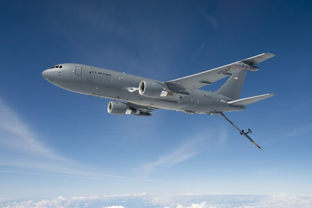 Boeing contract two Japan KC46