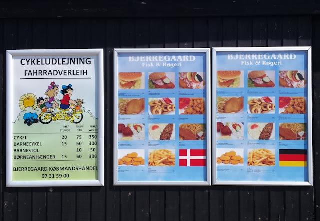 Im Paradies dänischen Essens. Unsere Lieblings-Lebensmittel im Urlaub. Fisch gehört in Dänemark dazu, am liebsten ganz frisch!