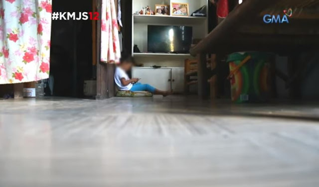 This Mother Accidentally Took A Photo Of Her Daughter. What She Saw In The Photo Made Her Extremely Terrified!