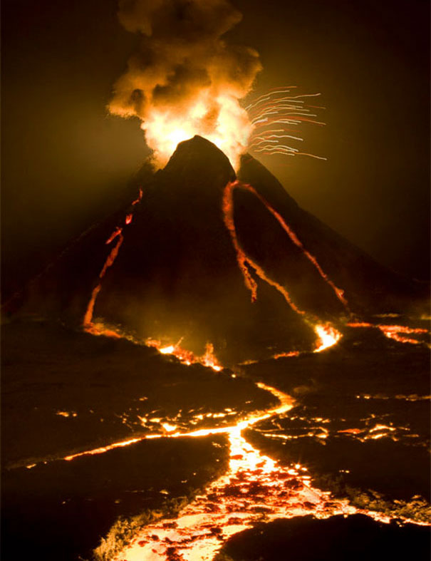 15+ Pics That Show Photography Is The Biggest Lie Ever - Volcano Photography