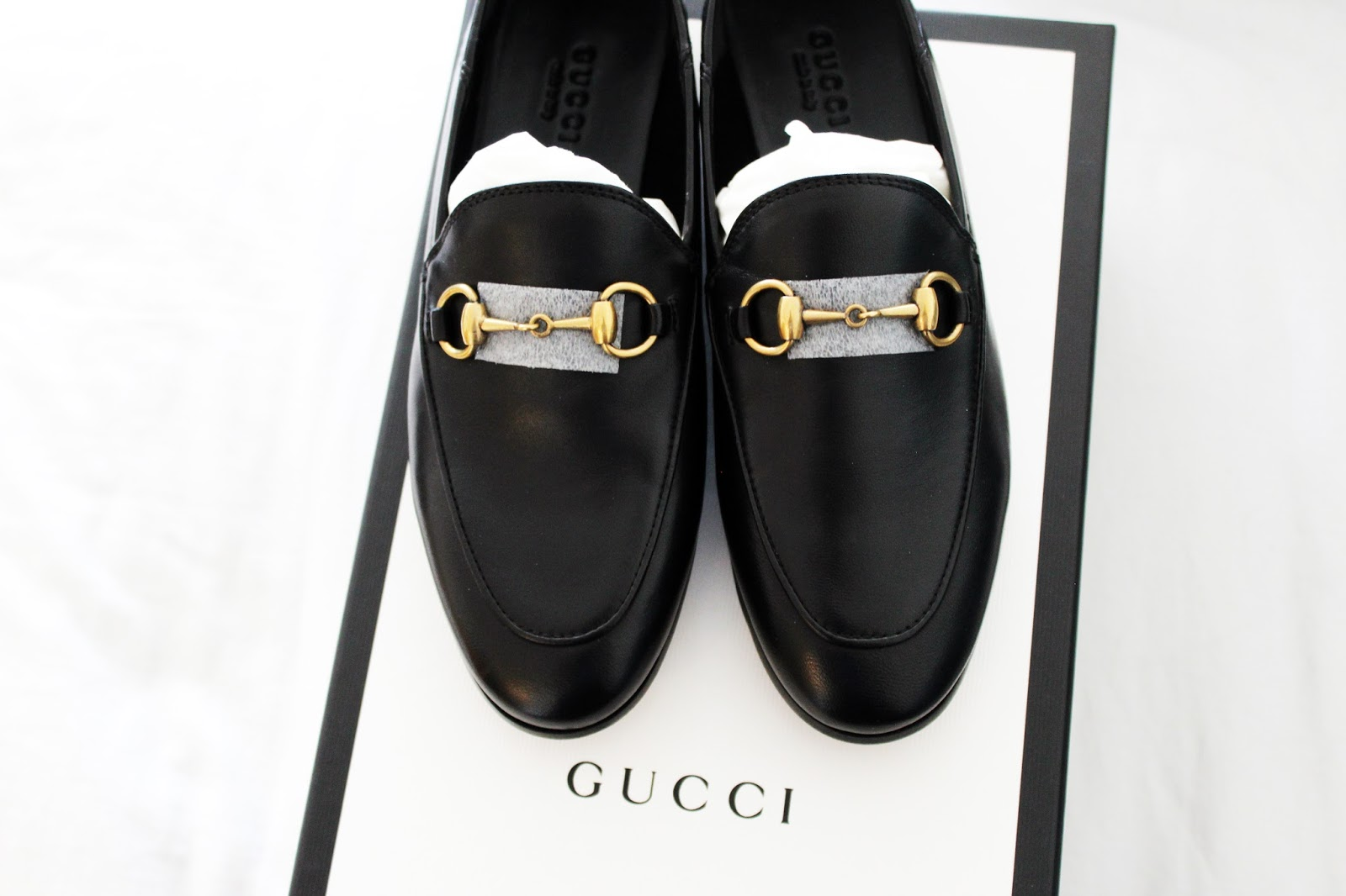 2d4b0233cad I got the Gucci Brixton Loafers in size 35. I have small feet so it can be  hard to find my size. I am between a 5 and 5.5.
