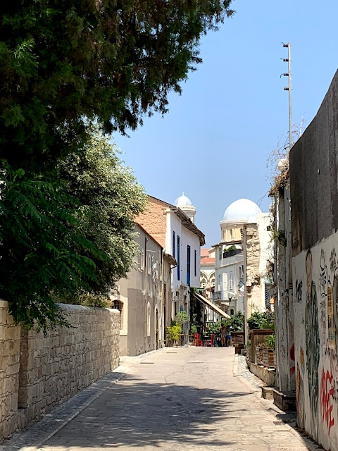 Turkish quarter, Limassol
