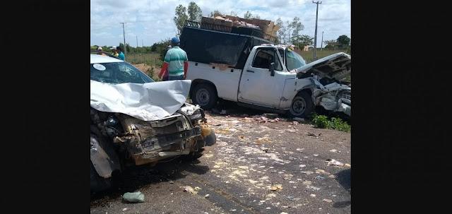 Ex-prefeito de Marcolândia morre após sofrer acidente de trânsito; veja fotos e vídeo