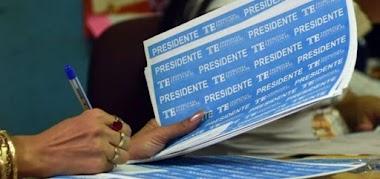 Nota Pública al Presidente Electo de Panamá