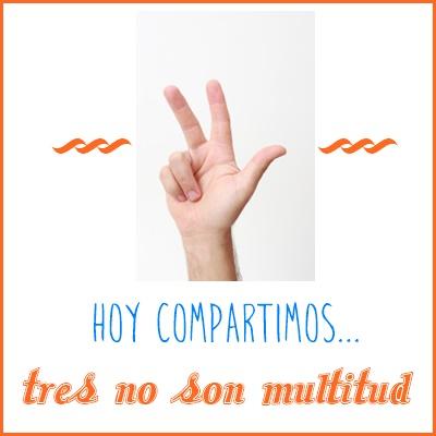 Tres No Son Multitud