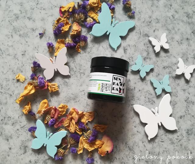 Kosmetycznie: Senkara - Dezodorant w kremie Bergamotka