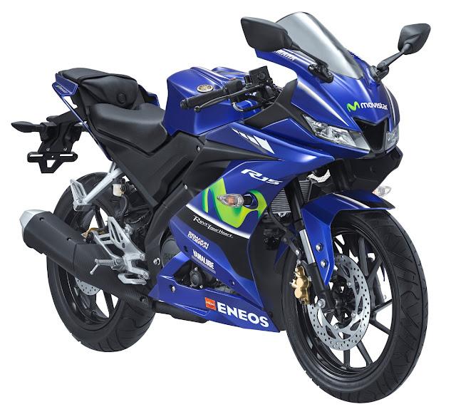 Harga R15 Movistar Yamaha MotoGP Livery