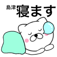 Name cat Shimazu