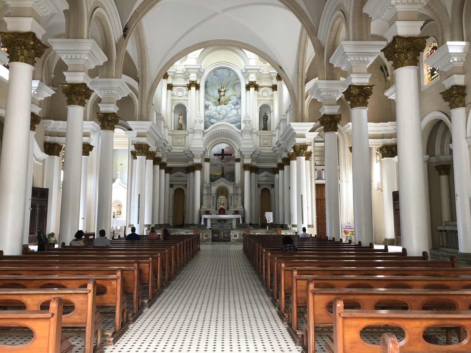 Catedral São Sebastião - Ilhéus