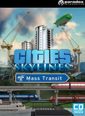 Cities Skylines Mass Transit + Dlc PC Full Español [MEGA]