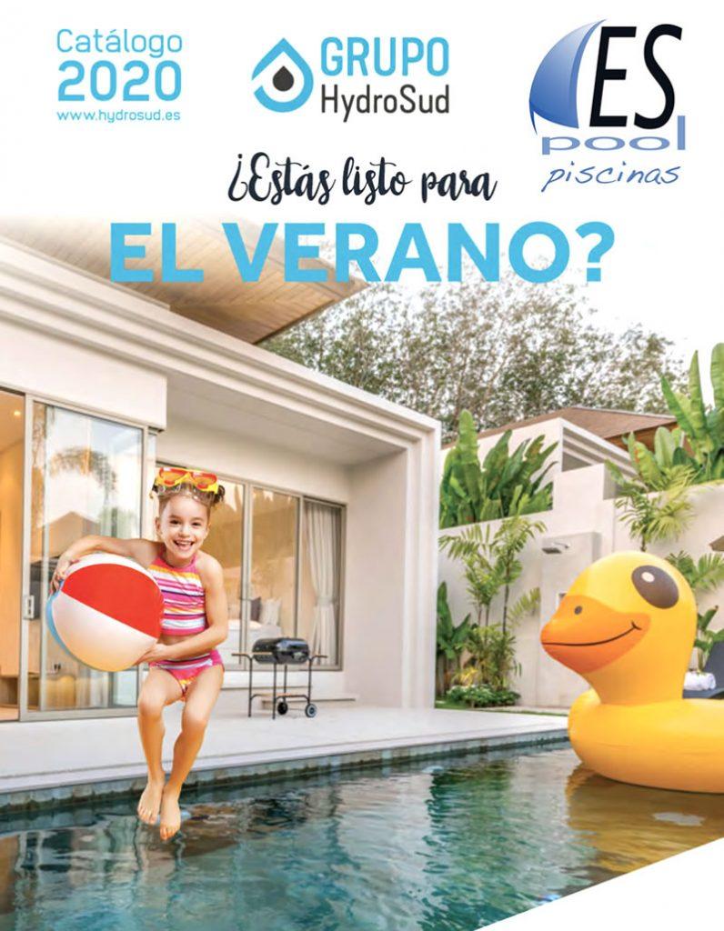 CATALOGO DE PISCINA Y JARDIN ESPOOL PISCINAS HYDROSUD 2020