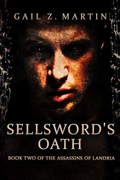 Sellsword's Oath cover