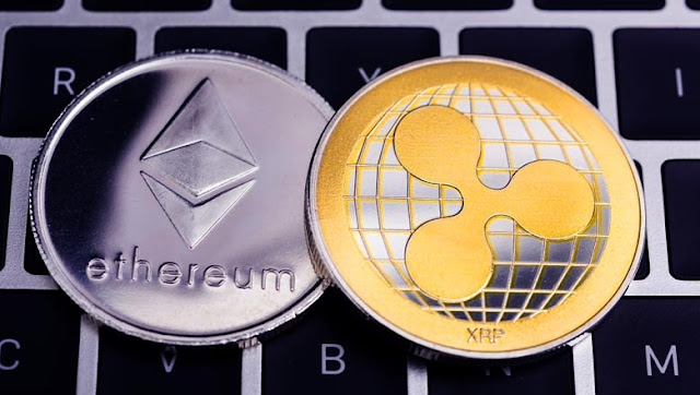 Ripple vs Ethereum - Principales différences entre ces deux cryptocurrences