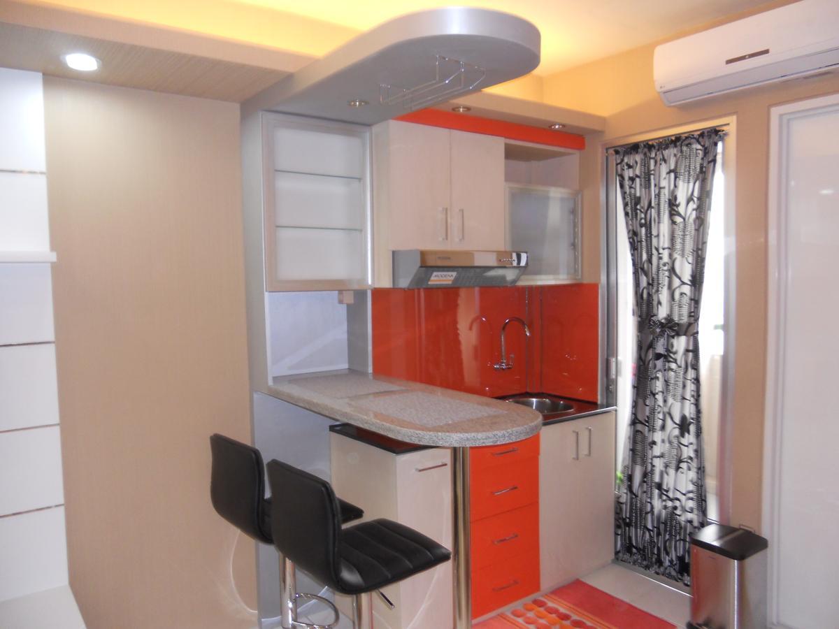 Desain interior kitchen set minimalis untuk dapur for Buat kitchen set sendiri