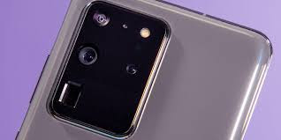 Samsung Galaxy S20+ : The camera
