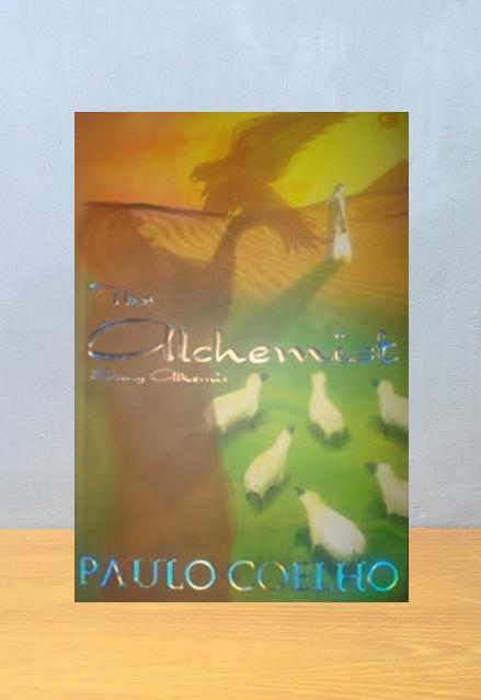 AL-CHEMIST, Paulo Coelho