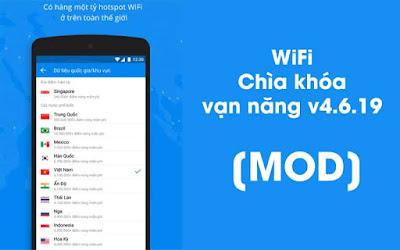 WiFi Chìa khóa vạn năng v4.6.19