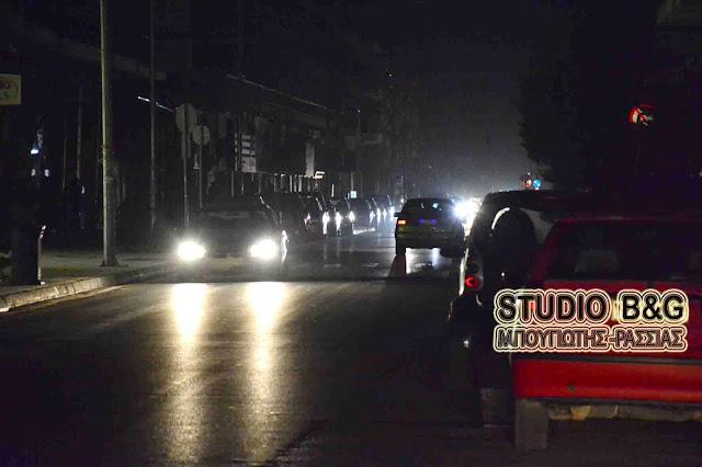 Δήμος Ναυπλιέων: Η ΔΕΗ ευθύνεται για τα πρόβλημα διακοπών στο δημοτικό φωτισμό