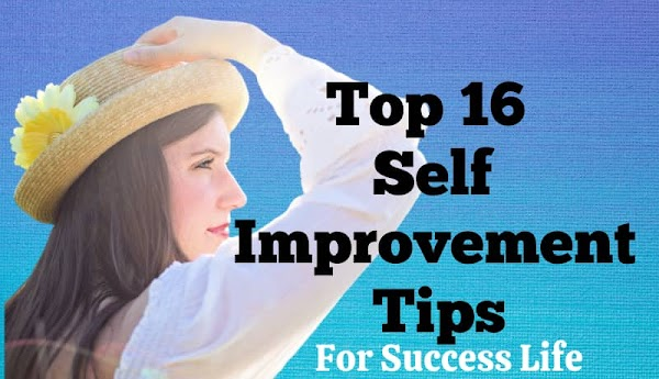 Top 16 Self Improvement Tips For Success In Life Hindi