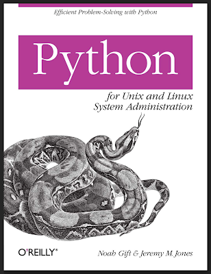 Download free Python for Unix and Linux System Administration in PDF