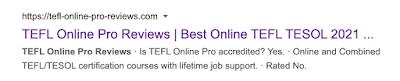 tefl-online-pro-reviews-.com TOP TEFL Blog