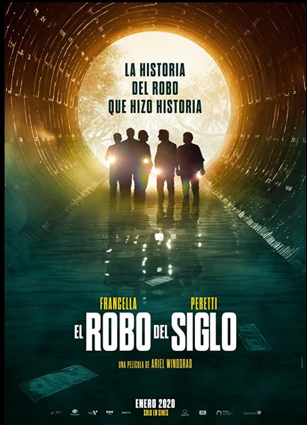 Movie The Heist Of The Century 2020