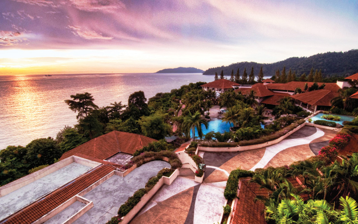 Swiss Garden Damai Laut Resort