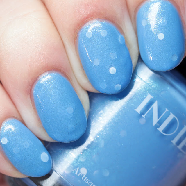 Indie Lacquer Puffy Clouds