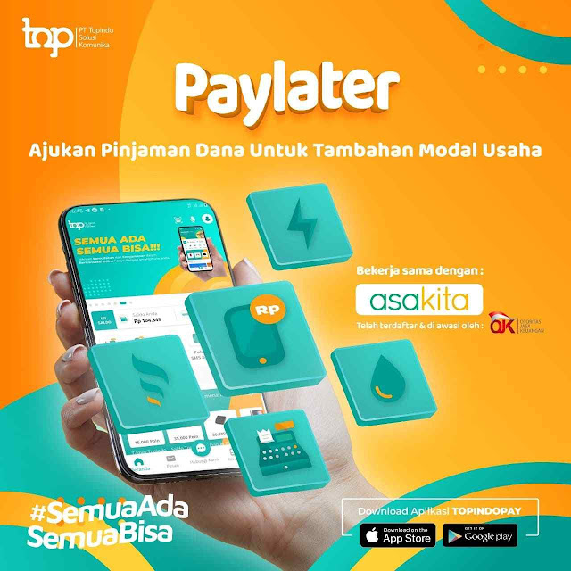 PayLater Topindopay