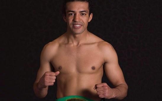 Le boxeur tunisien, Hedi Slimani