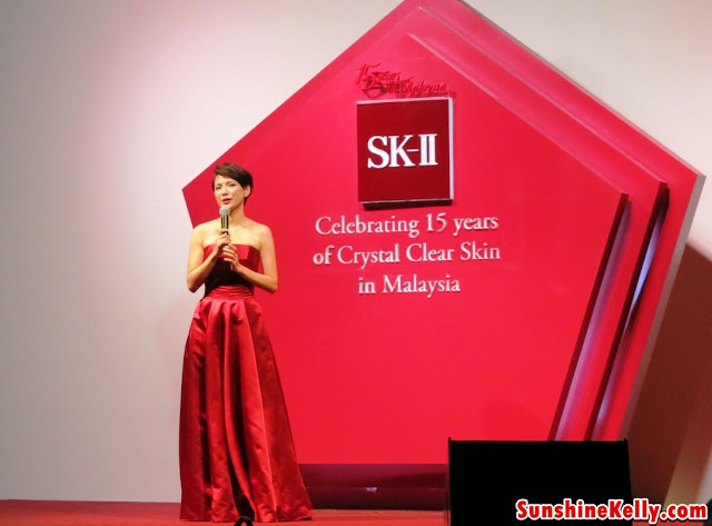 Lee Sinje, SK-II Global Brand Ambassador