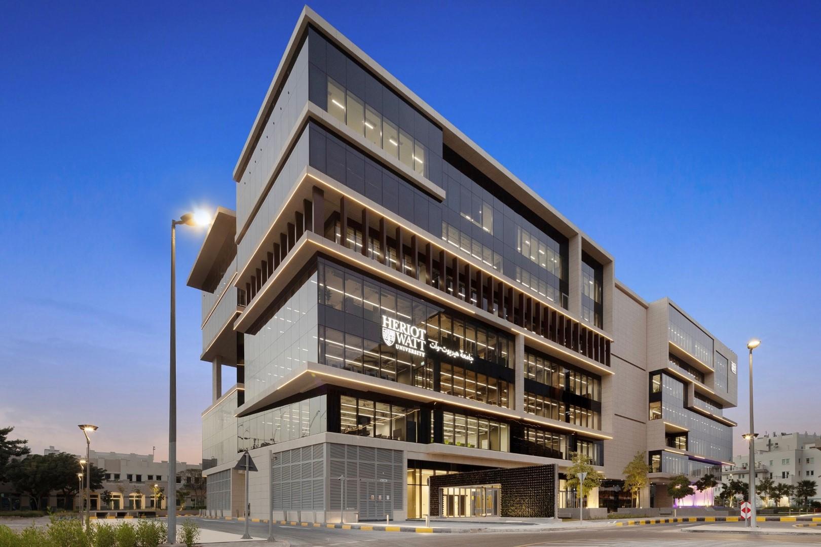 Heriot-Watt University Dubai moves to new digitally enabled campus at Dubai Knowledge Park