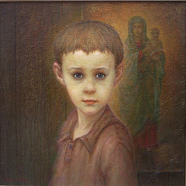 Igor Maikov 1966 | Latvian painter