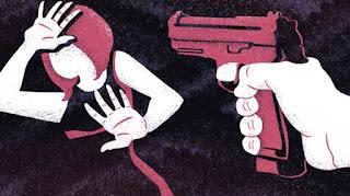 As mulheres e crianças precisam de proteção e não de um presidente armamentista