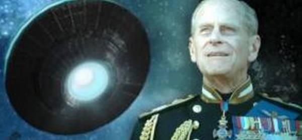 Principe Filippo collezionava libri e articoli su UFO e Alieni