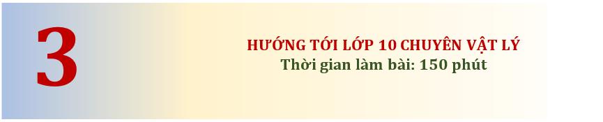 Banner đề thi thử vật lý 10 chuyên