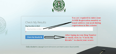 HOW TO CHECK JAMB RESULTS 2019